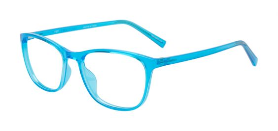 ECO Born Biobased - URAL in Turquoise - by MODO Eyewear