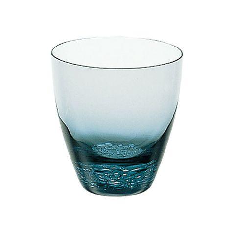泡グラスのオールドグラスです。深海から沸き起こる力強い泡をイメージ ...