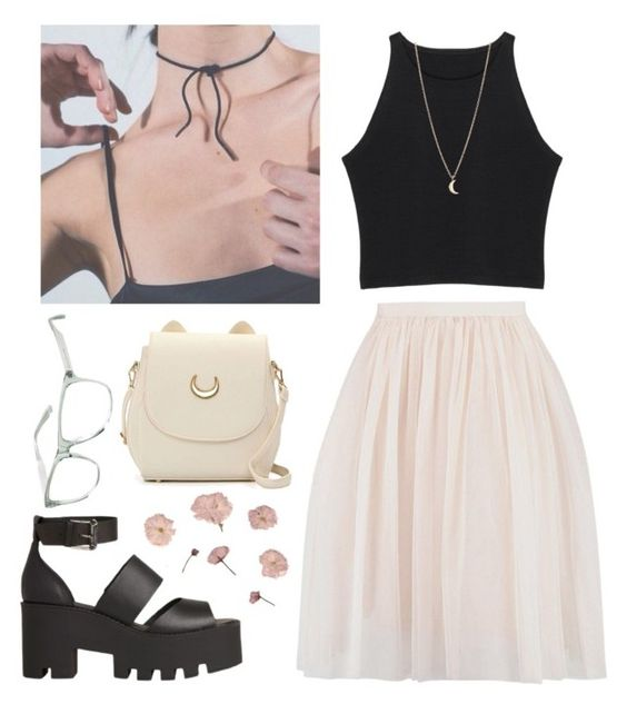 """20/7🌸"" by annasrgvalim ❤ liked on Polyvore featuring Windsor Smith, Marc by Marc Jacobs and Minor Obsessions"