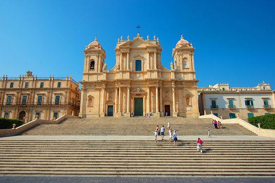 Noto, Cattedrale di San Nicolò - Italia Meravigliosa
