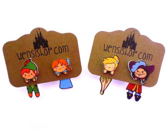 Neverland Cling Earrings