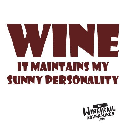 Did you ever notice that people are MUCH happier with a little bit of wine :)    #wine #humor