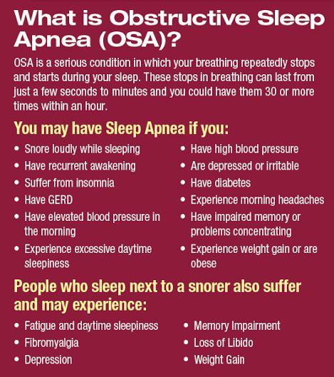 What is Obstructive Sleep Apnea
