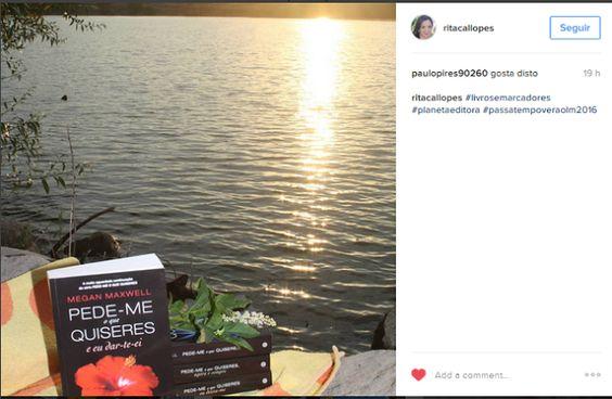 Livros e marcadores: Resultado: Passatempo Especial Instagram Verão 201...