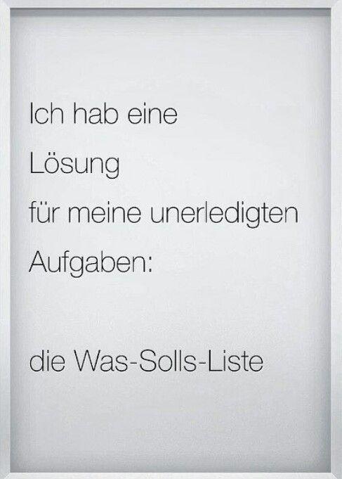 was-solls-liste. | sprichwörter/sprüche/zitate | pinterest