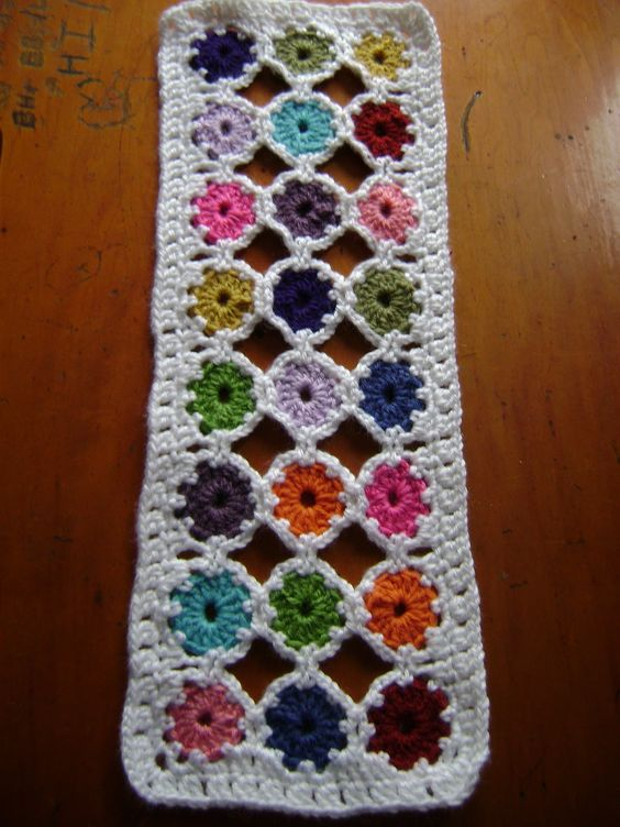 Free Crochet Pattern For Yo Yos : crochet yo yo stitch - free pattern on Ravelry. Lovely ...