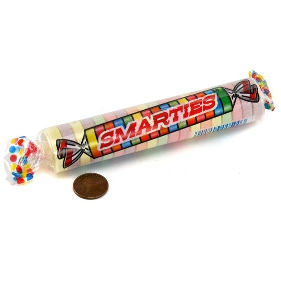 Smarties Candy Tarts Roll Jumbo | Party favors, Favors and ... Smarties Jumbo