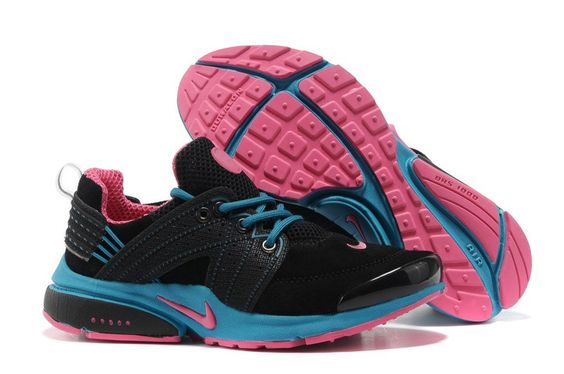 Femme Nike Air Presto Bleu/Rose
