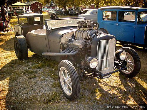 Per Thoren's 1928 Ford