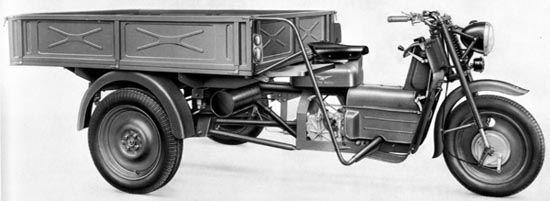Moto Guzzi - ERCOLE - La Storia