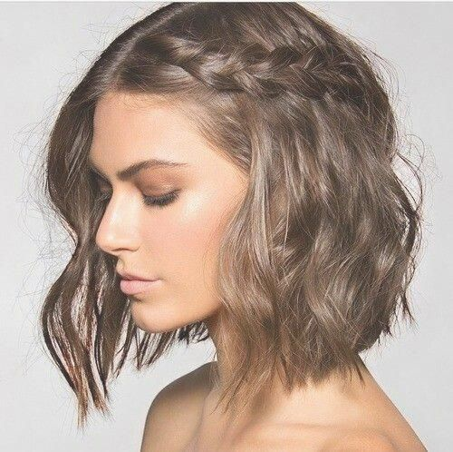 Stylische Frisuren Fur Kurze Haare Fur Alle Gelegenheiten Frisuren Zopf Kurze Haare Kurzhaarfrisuren