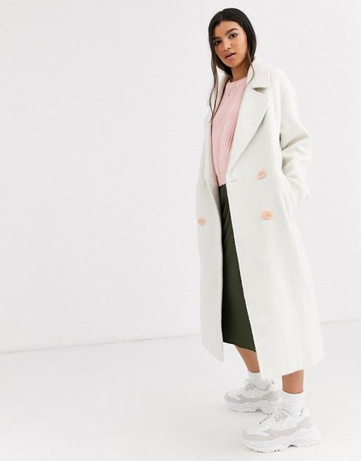 Asos Womens Spring Coat, Asos Winter White Coats