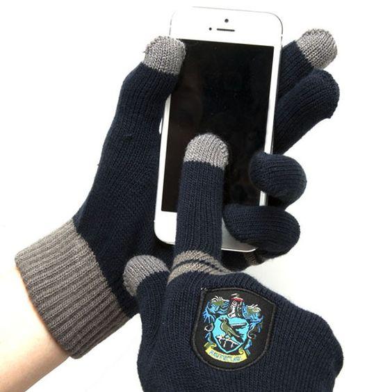 gants e touch harry potter serdaigle