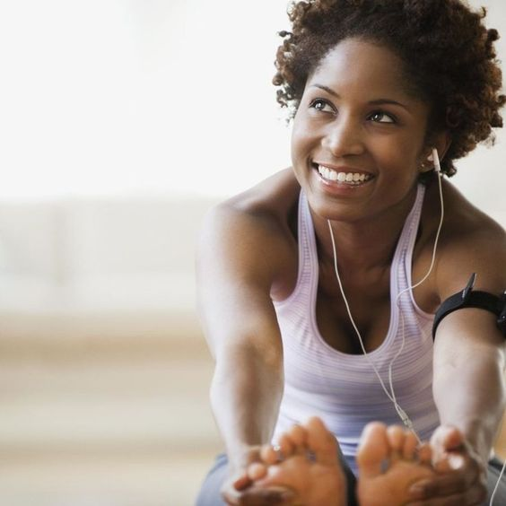New Study Shows That Black Women Don't Preserve Their Hair When Exercising | A new study from the American Medical Association reveals that when the majority of Black women exercise, we don't protect our hair.