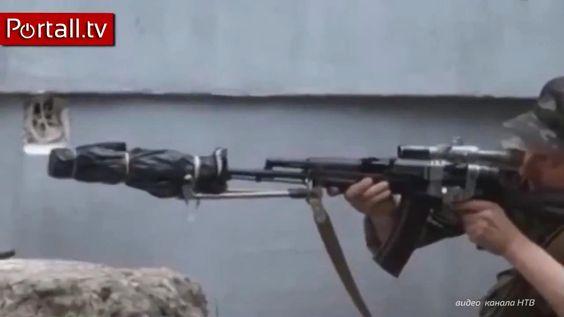 Terrorists Attack Ukrainian Border Station in Luhansk