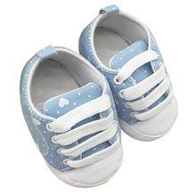 Kids Baby Baby Jongens Meisjes Zachte Zolen Katoen Wieg Schoenen Veters Prewalkers Nieuwe Collectie(China (Mainland))
