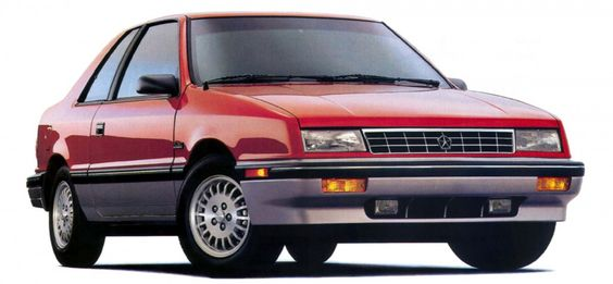 Curbside Classics: 1987-1994 Plymouth Sundance (With Bonus 1990 Dodge Shadow) – Opposites Attract