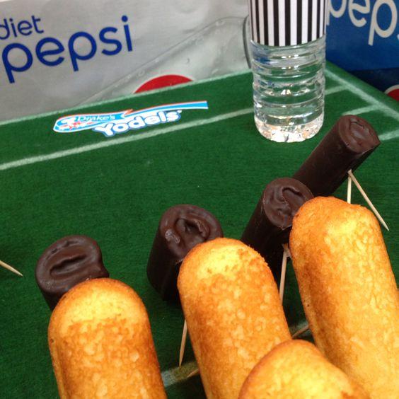 Twinkie challenge idea stage 7