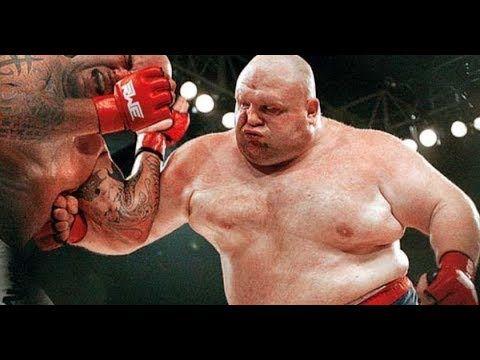 Craziest Mma Fight Butterbean Vs Cabbage By Mma Empire Youtube Mma Youtube Dream Team