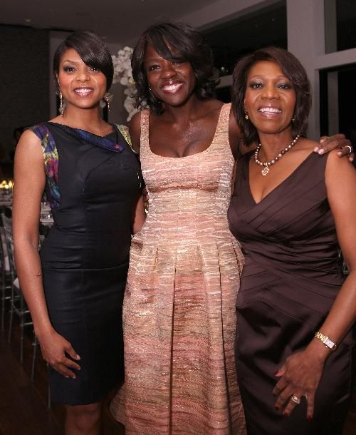 Alfre Woodard and viola davis