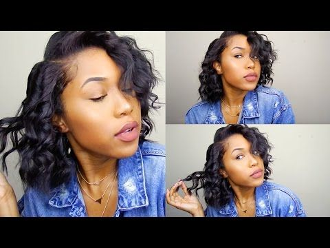 Wand Curls On Short Hair Sapphire Curling Wand Irresistible Me Youtube How To Curl Short Hair Haircut For Thick Hair Wand Curls