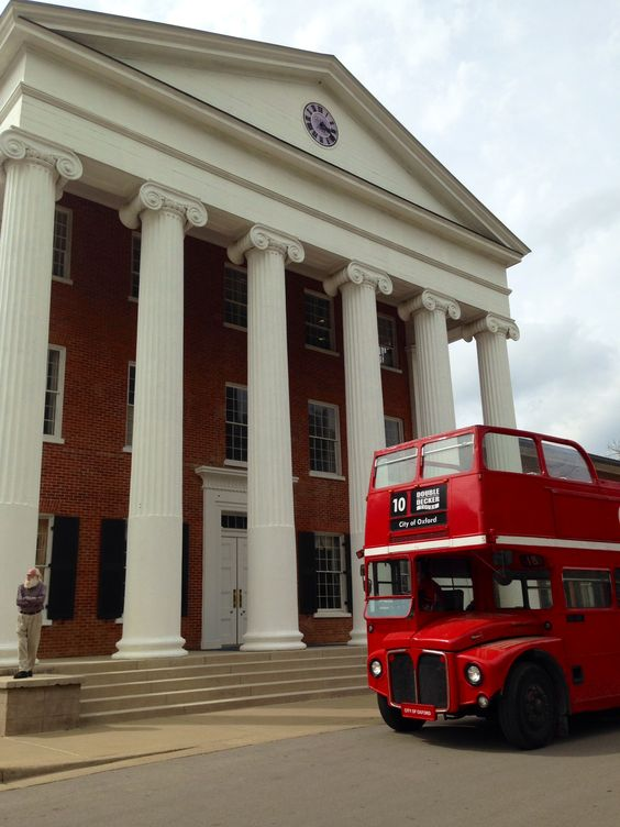 Visit Oxford schedules Spring and Fall Double Decker Bus Tours for the public to enjoy. We center these dates around home Ole Miss Baseball games and home Ole Miss Football games (usually Fridays at 2:00pm). Call 662-232-2477 to reserve your spot.