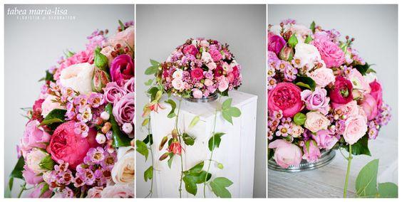 Tabea maria lisa floristik dekoration wedding for Floristik dekoration