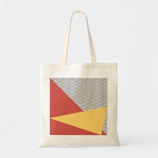Download 80s Pop Art Pattern Tote Bag Zazzle Com Canvas Bag Design Tote Bag Pattern Fabric Tote