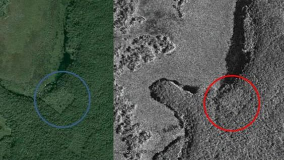 Teen Finds Ancient Mayan City On Google Earth And False Flag Operations   The Fortean Slip