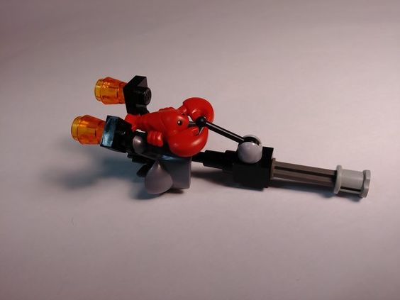 Bricks: Lego doodles POST THEM, by Maraxous