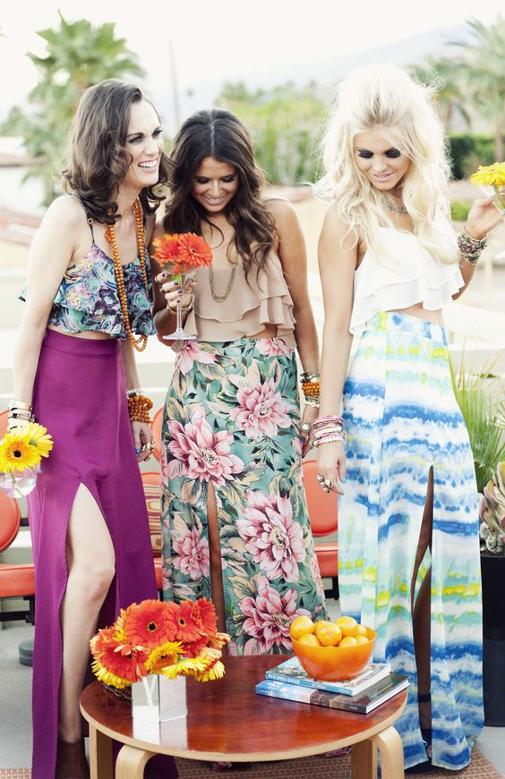 Fiesta de verano!! show me your mumu, boho chic, summer style love it! saludos dl payaso chipotin de mexico df www.payasosparaadultos.com