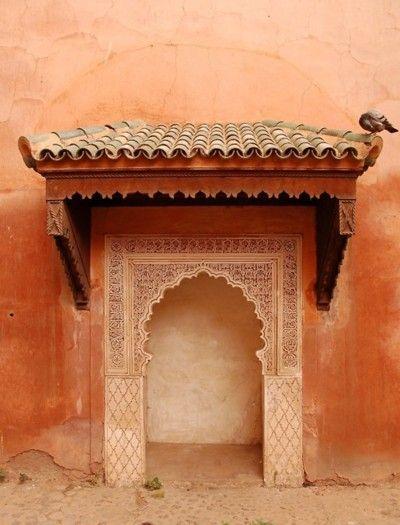 peach: Peach Colors, Doors And Windows, Peach Doorway, Marrakech Morocco, Doorways Archways Windows, Peachy Apricot, Color Palette, Doors Windows Gates, Peach Coral