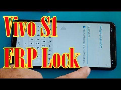 How To Remove Skip Vivo S1 Frp Bypass Vivo 1904 V9 Frp Unlock