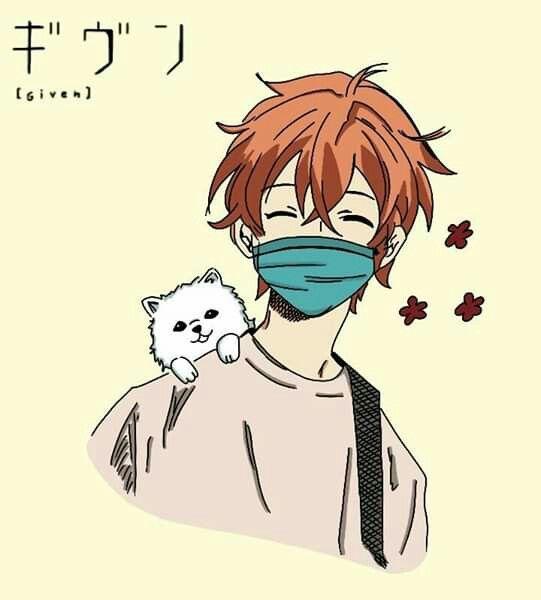 Given Anime Anime Canvas Anime Characters