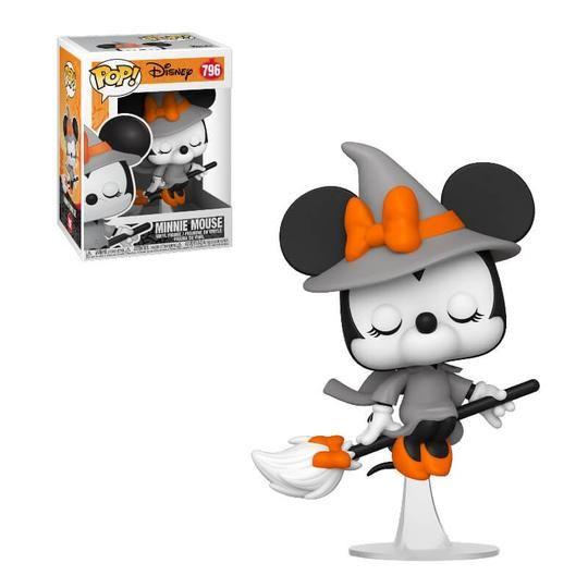 Preorder Halloween 2020 Figure PRE ORDER Disney Halloween Witchy Minnie Funko Pop! Vinyl Figure