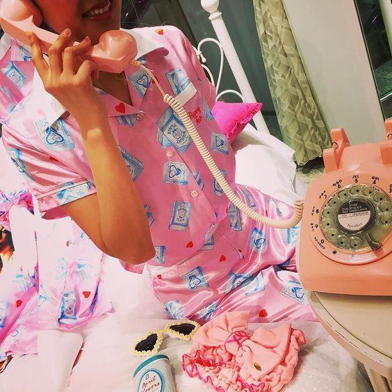 本館2階イセタンガールからお届けacute grrrl's FAVORITE Main Building 2F IsetanGirl #Isetan#伊勢丹新宿店#イセタンガール デザイナーの @aivy_luvra が手掛けるルームウェアブランド #BunnyFlair から新作が登場 #narue#roomwear#pink#girly#limitededition#cute#isetangirl#新作#ナルエー#ルームウェア#pajamasparty#パジャマパーティ #instafashion#ootd #acutegrrrl#acutegrrrlipn http://ift.tt/1GCYlCp by isetanparknet