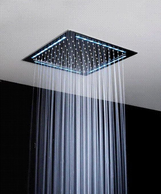 Ziemlich Bathroom Cabinets: Rain Shower, Rain Shower Heads And Shower Heads On Pinterest