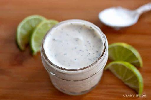 Cilantro Garlic Sauce Pollo Tropical Copycat Recipe Yummly Best Sauce Recipe Cilantro Garlic Sauce Sauce Recipes
