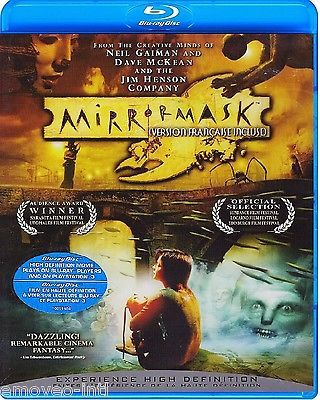 nice MIRRORMASK (DAVE McKEAN THE JIM HENSON COMPANY) NEW BLU-RAY - For Sale View more at http://shipperscentral.com/wp/product/mirrormask-dave-mckean-the-jim-henson-company-new-blu-ray-for-sale/