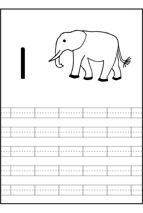 Number Trace Worksheets for Kid's Tracing Fun   Kids Activity ...