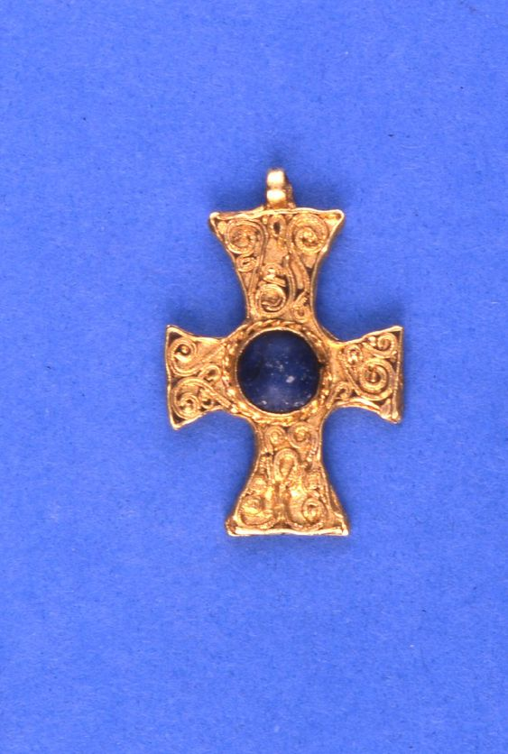 12th century Irish cross