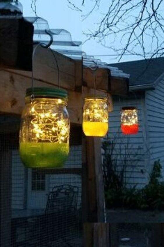 aea98a4fcfcee3be374c610224ca0cb5 - Better Homes And Gardens Outdoor Decorative Solar Glass Jar Lantern