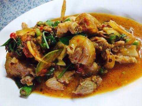 ผ ดเผ ดปลาบ กแม น ำโขงspicy Fish Khong River Youtube ปลา ส ตรอาหาร