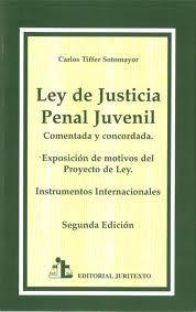 Ley de justicia Penal Juvenil