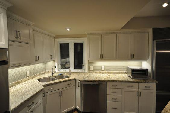 Lighting Led Lights Led Strip Design Cabinets Under Cabinet Kitchens