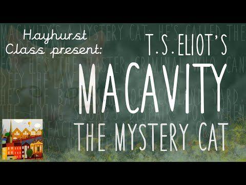 macavity the mystery cat poem pdf