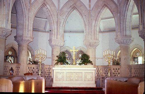 https://flic.kr/p/fBbaD | Cathedral Altar