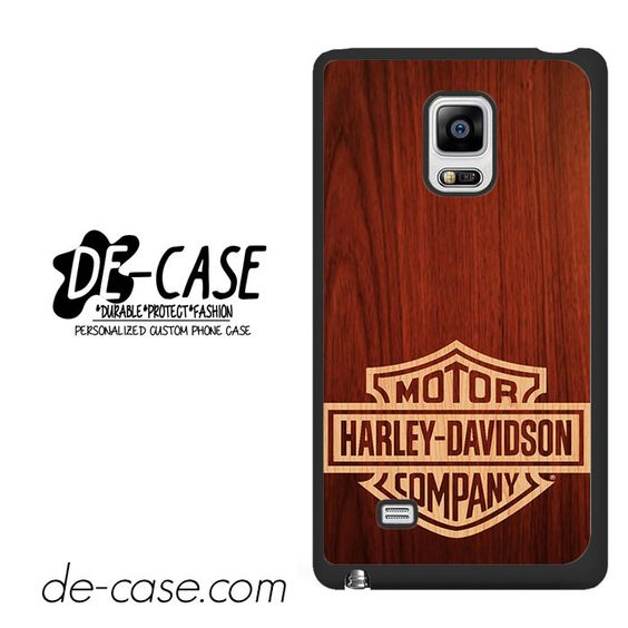 Harley Davidson Wood DEAL-5057 Samsung Phonecase Cover For Samsung Galaxy Note Edge