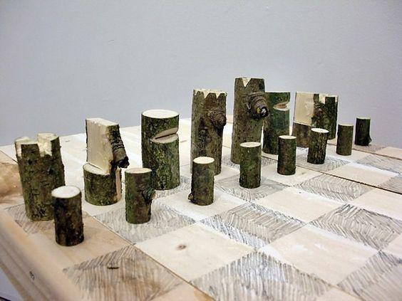 concrete chess set - Google Search