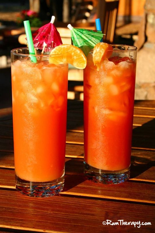 Need a recipe for a Fat Tuesday or Mardi Gras celebration today? Here's a recipe for the well known New Orleans rum drink - The Hurricane! Click for recipe!